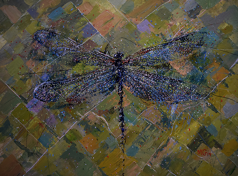 Dragonfly. Rising Above